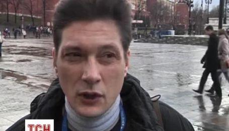 """Москвичі радіють за кримчан, які можуть """"висловити свою волю"""""""