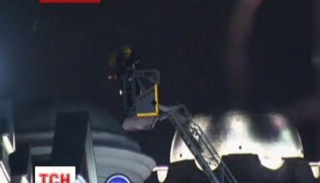 76 людей постраждали у Лондоні, де в театрі Аполо обвалився дах