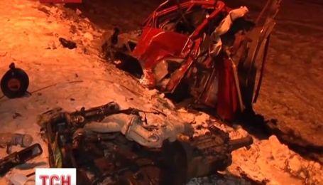 На Сумщині об'явили день жалоби за загиблими в автокатастрофі