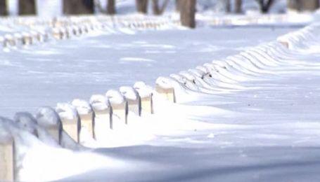 В США ожидают новую волну морозов и снегов