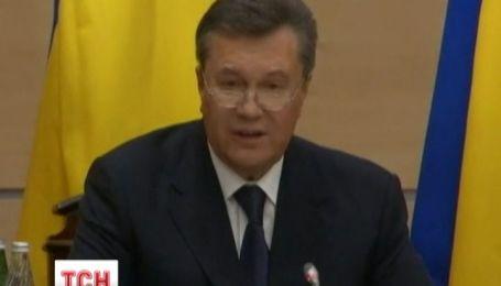 Журналисты обратились к России за доказательствами, что Янукович живой