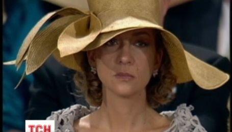 Дочку іспанського короля Хуана-Карлоса підозрюють у шахрайстві та відмиванні грошей