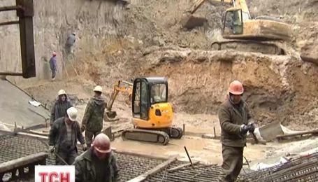 Киевские метростроевцы четыре месяца не получают заработную плату