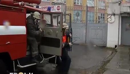 В Харькове пожарные зарабатывают на нарушениях техники безопасности