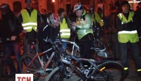 Нічний Львів патрулювали майже тисяча активістів