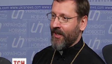 УГКЦ пригрозили за участь священиків у євромайданах