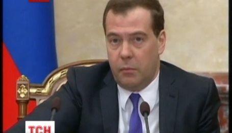 Росія жорстко критикує українське протистояння