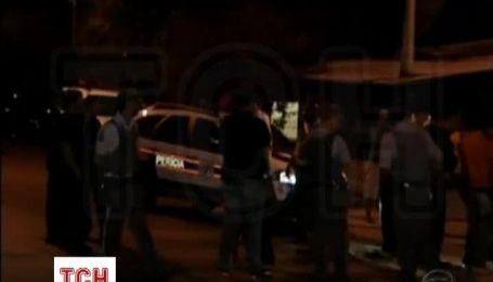 У Бразилії банда на автомобілях розстріляла 12 людей