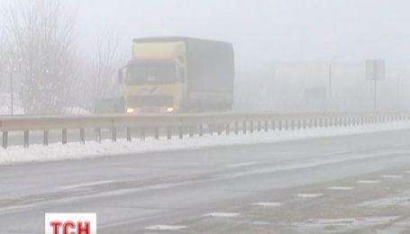 В Україну із Балкан рухається активний циклон