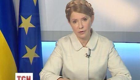 Тимошенко: Украинский народ победить невозможно