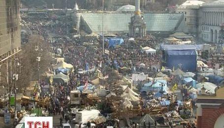 Українці можуть висувати своїх кандидатів на посаду президента – Турчинов