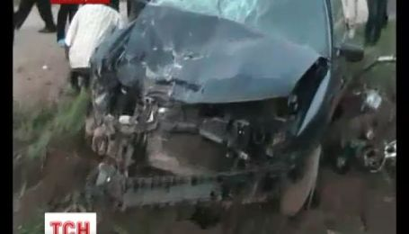 На Львовщине инспектор ГАИ насмерть сбил человека и скрылся с места аварии