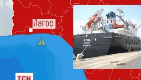 """Украинского капитана танкера """"Алтея"""" освободили из пиратского плена в Нигерии"""
