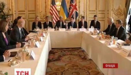 Россия проигнорировала консультации стран Будапештского меморандума