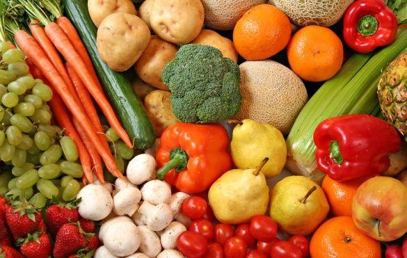 Фрукти й овочі