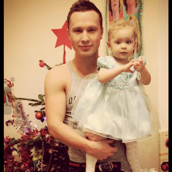 Світлана Пермякова донька батько дитини