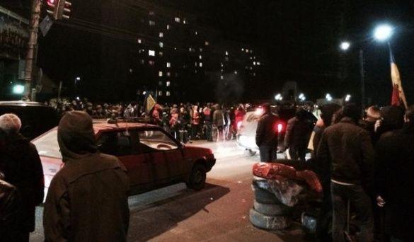 Ситуація в Борисполі