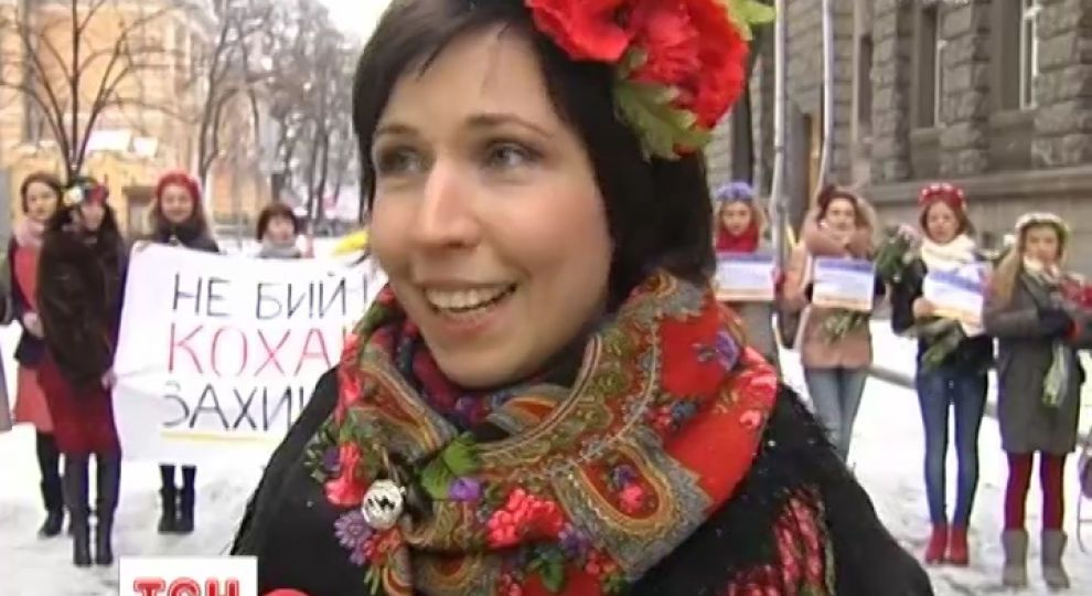 Украинские тёлки видео