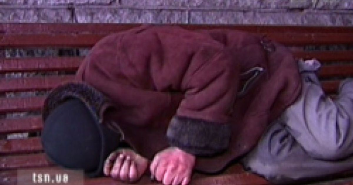 В Кривом Роге пятеро пьяных мужчин до смерти забили бездомного