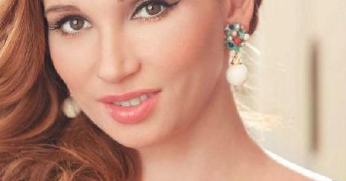Чехова знаходиться на дев'ятому місяці вагітності @ Журнал Крестьянка