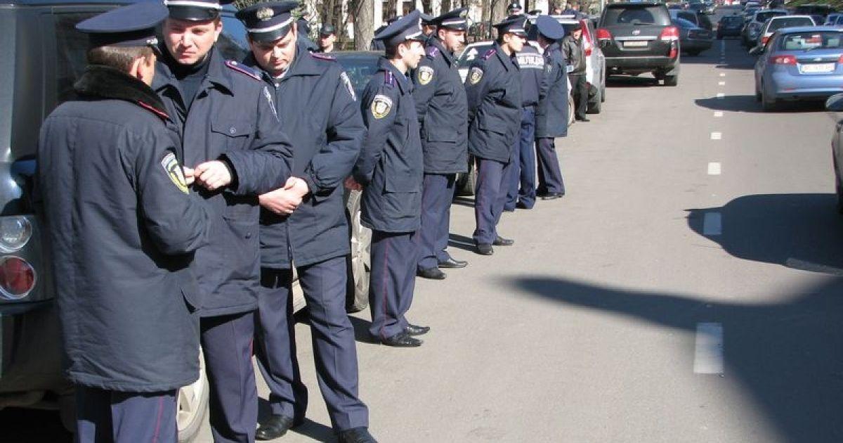 Мітинг лісників і мисливців у Львові @ gazeta.ua