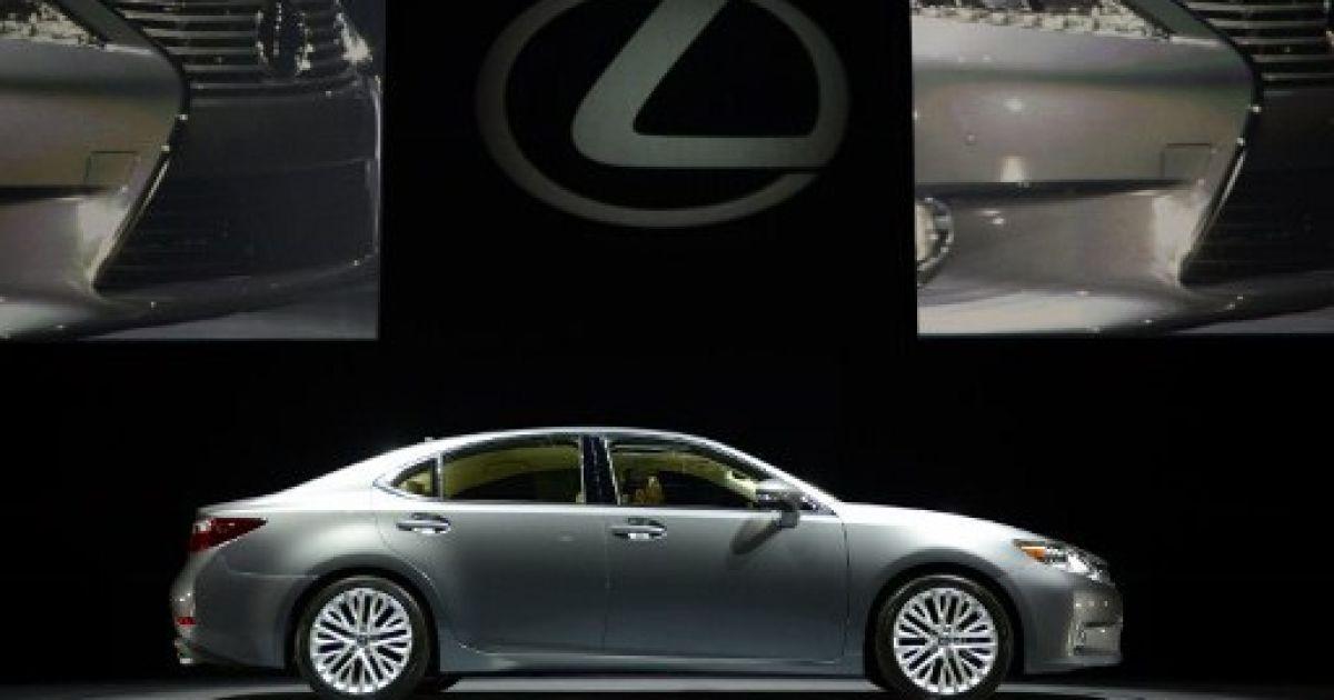 Lexus ES 350 @ AFP