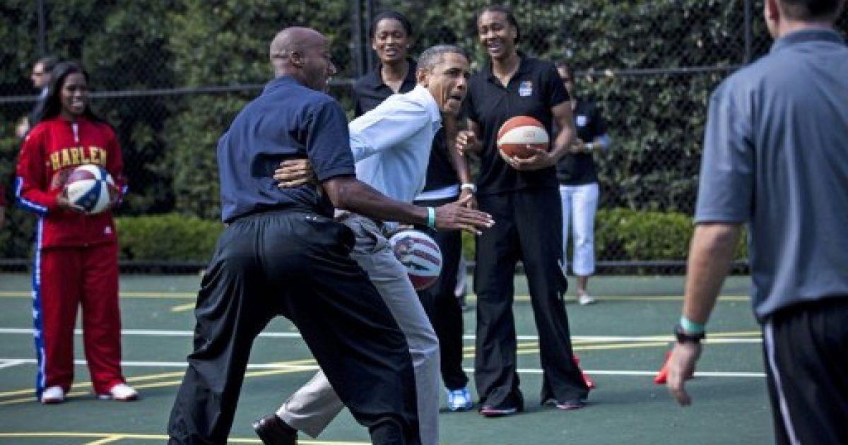 Великодні свята у Білому домі @ AFP