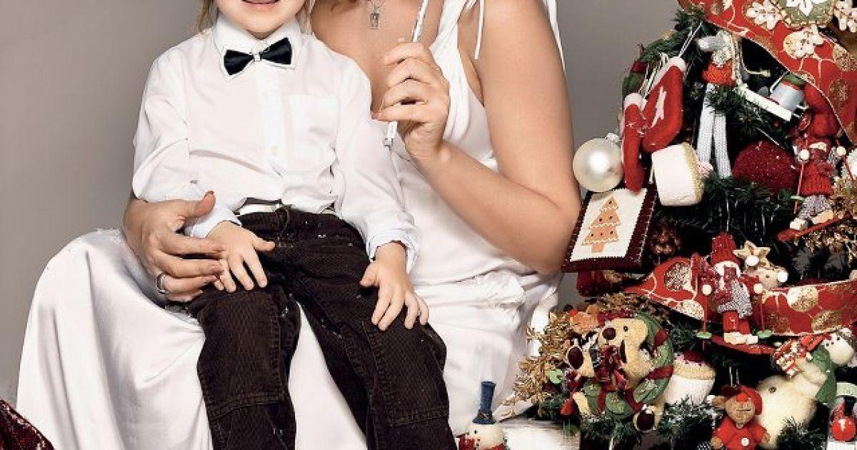 Сніжана Єгорова виховує п'ятьох дітей @ Facebook