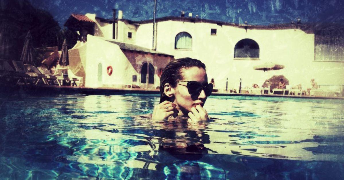 Лобода провела кілька днів на Сардинії @ Facebook