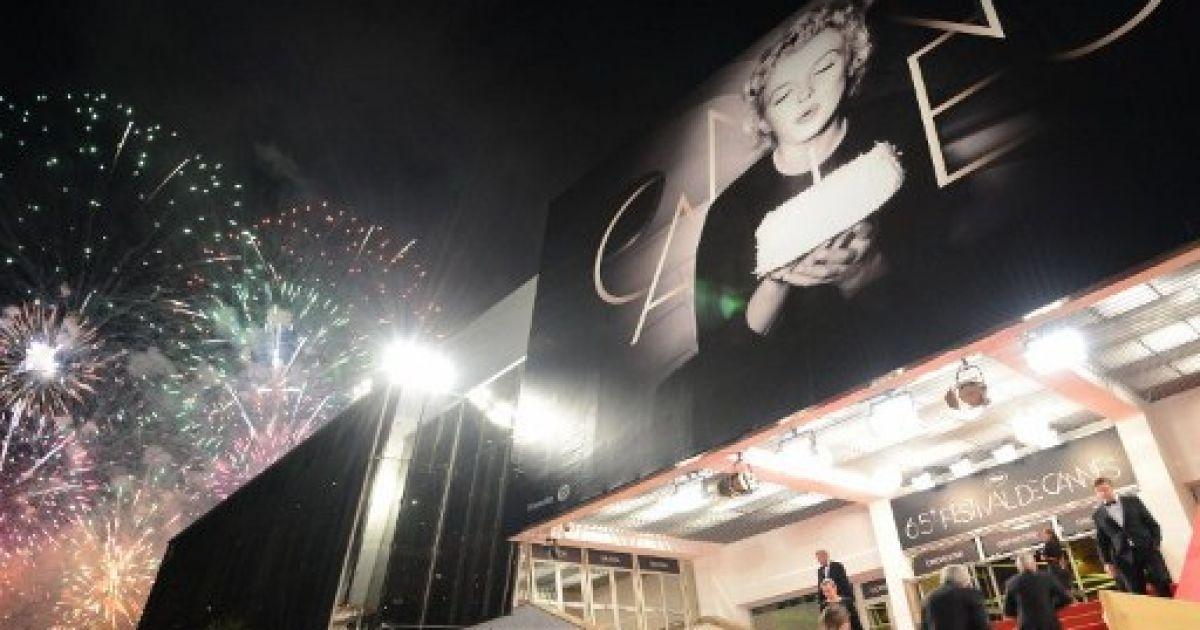 Другий день Каннського фестивалю @ AFP
