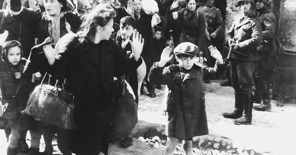 the atrocities committed during the holocaust in world war ii Under the law, it is illegal to blame poland for atrocities committed by nazi germany during world war ii in 1943, nazi troops razed warsaw's jewish ghetto after killing as many as 7,000 people.