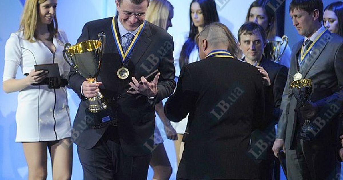 Нагородження найкращих автогонщиків України @ LB.ua