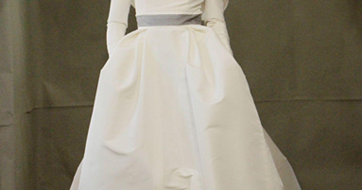 Весільна колекція Carolina Herrera @ instyle.com