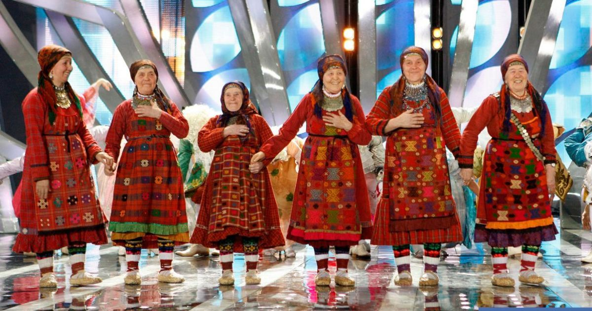 Буранівські бабусі, Росія @ karpatnews.in.ua