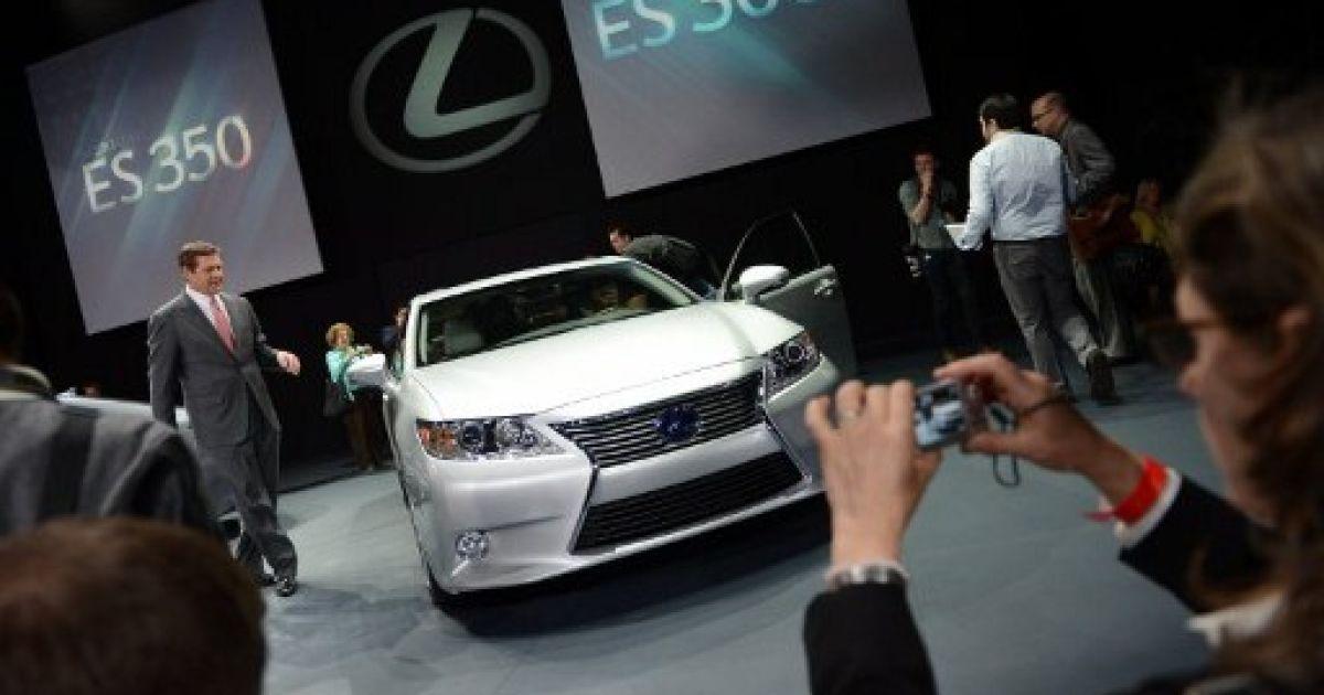 Lexus ES 300h @ AFP