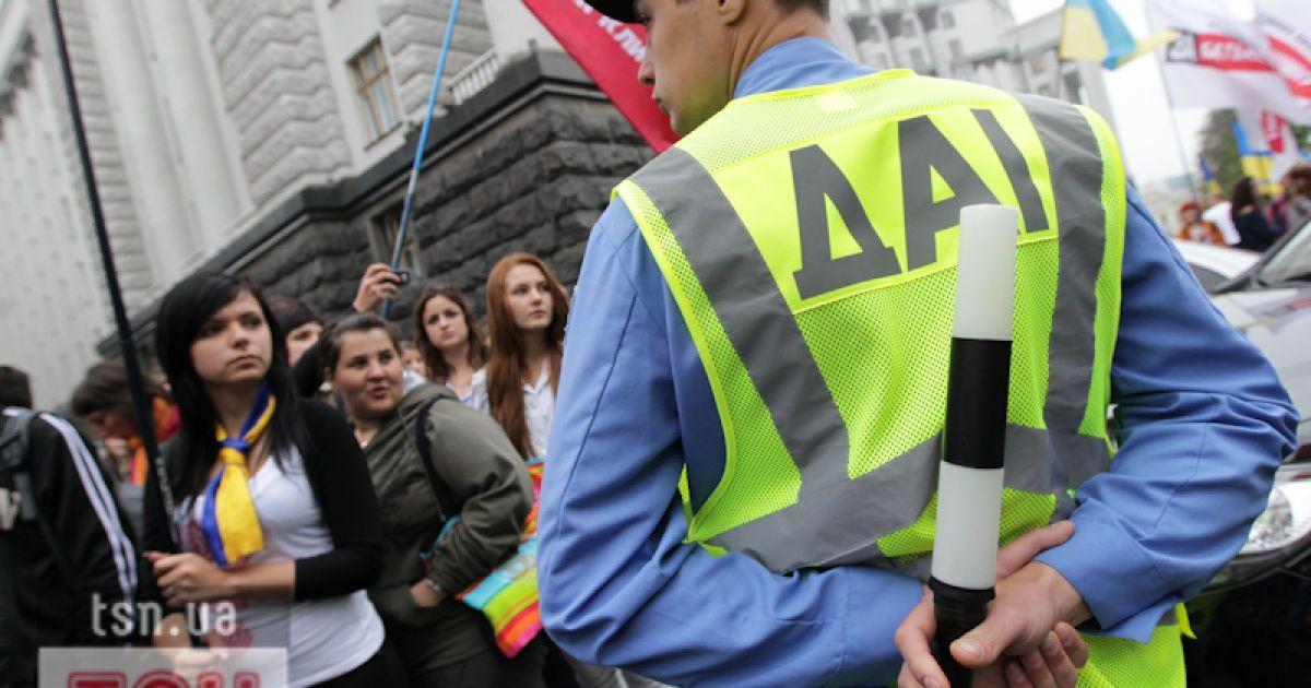 Мітинги під Радою за мову і язык @ Євген Малолєтка/ТСН.ua