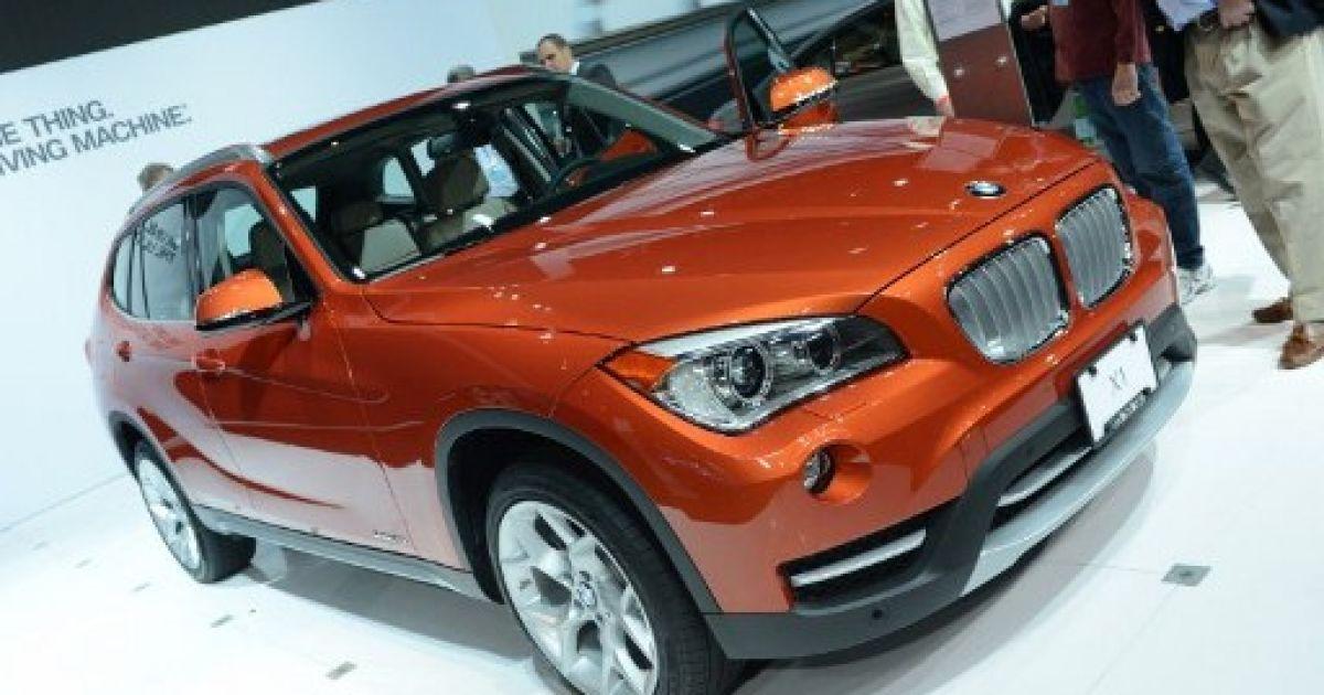 BMW X1 SUV @ AFP