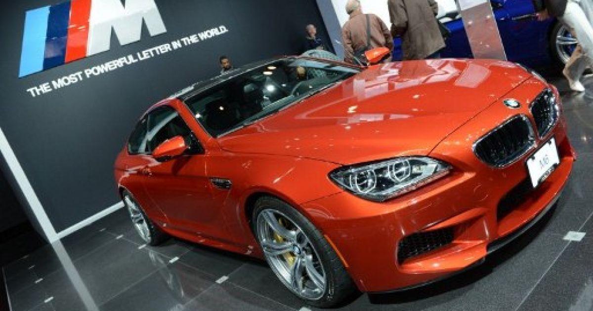 BMW M6 @ AFP