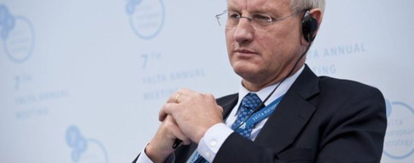 Карл Бильдт спрогнозировал два варианта действий Путина