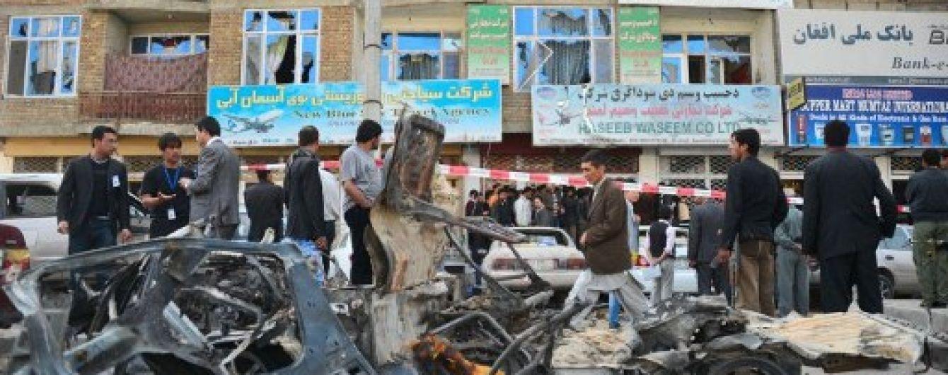 Мощный взрыв в столице Афганистана: десятки убитых, сотни пострадавших
