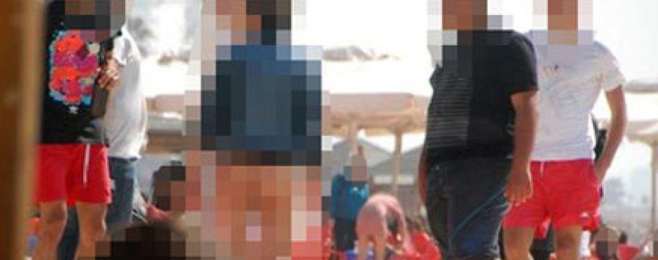 Видео оргии на пляже в тель авиве