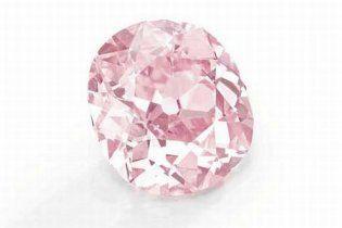В США продали найдорожчий рожевий діамант в історії
