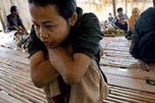 В КНДР родители едят собственных детей и выкапывают трупы от голода