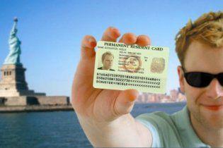 Конгрес США проголосував за скасування грін-карт для іноземців