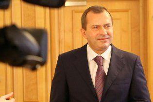 Секретарь СНБО Клюев возглавил штаб Партии регионов