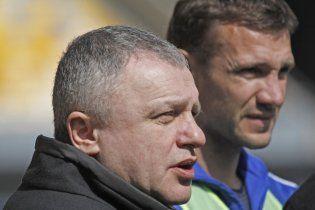 """Суркіс розраховував на Шевченка в якості тренера """"Динамо"""""""