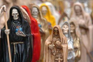 В жертву Святій смерті в Мексиці принесли двох дітей і жінку