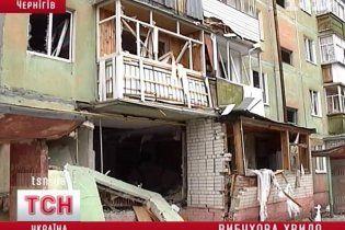 Відновлення підірваного будинку у Чернігові потягне на 3 мільйони