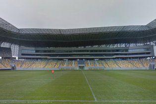 """После Евро-2012 стадион """"Арена-Львов"""" оккупировали Свидетели Иеговы"""