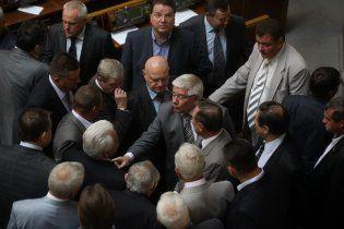 """Рада підтримала мовний законопроект """"Ківалова-Колесніченка"""""""